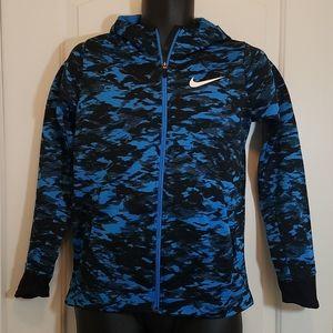 Reebok Zipper Hooded Sweat Jacket